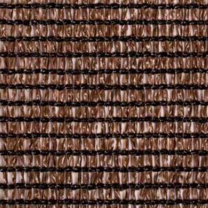 rollo malla ocultacion color brezo