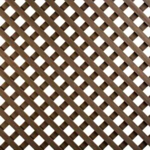 CELOSIA PVC 18 MM 1X2 MARRON