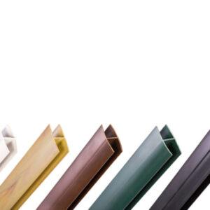 PERFIL UNION PVC H 2.05 BLANCO