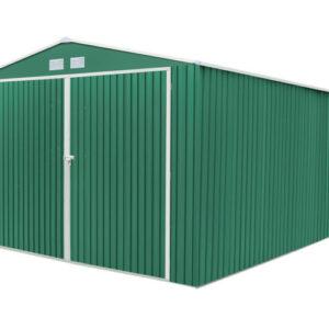 garaje metalico osford verde