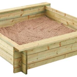 arenero madera