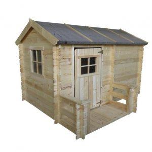casita de madera dumbo