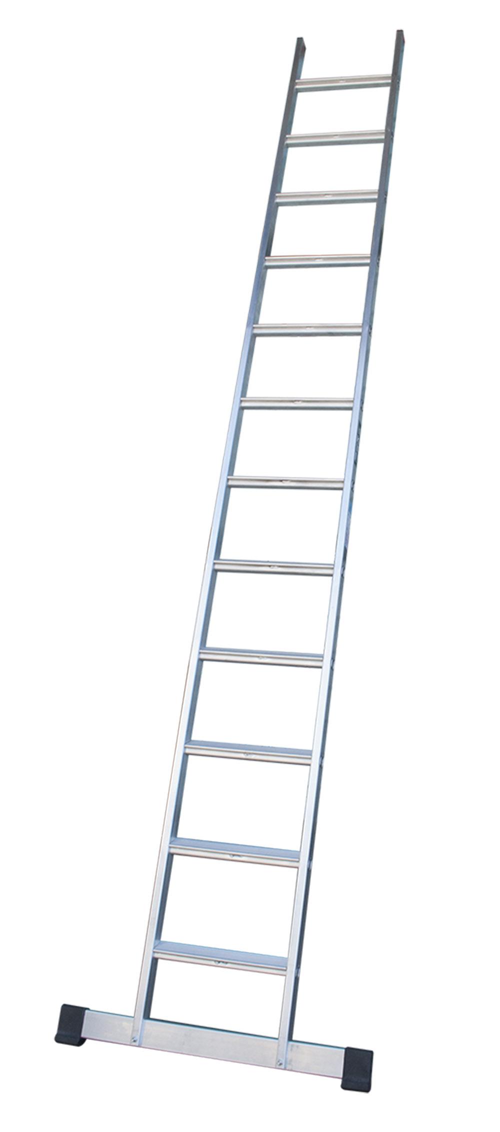 Escalera Fija Peldaño Ancho - 6 Peldaños