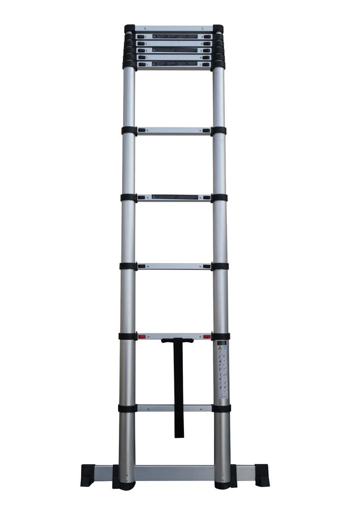 Escalera telescópica de apoyo - 9 Peldaños
