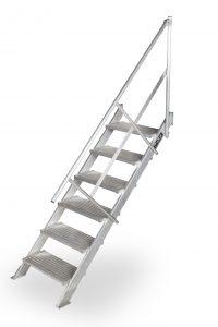 Escalera de Acceso 45º - 3 Peldaños