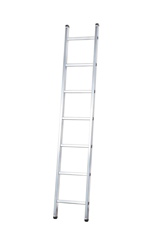 Escalera Fija de Aluminio - 7 Peldaños